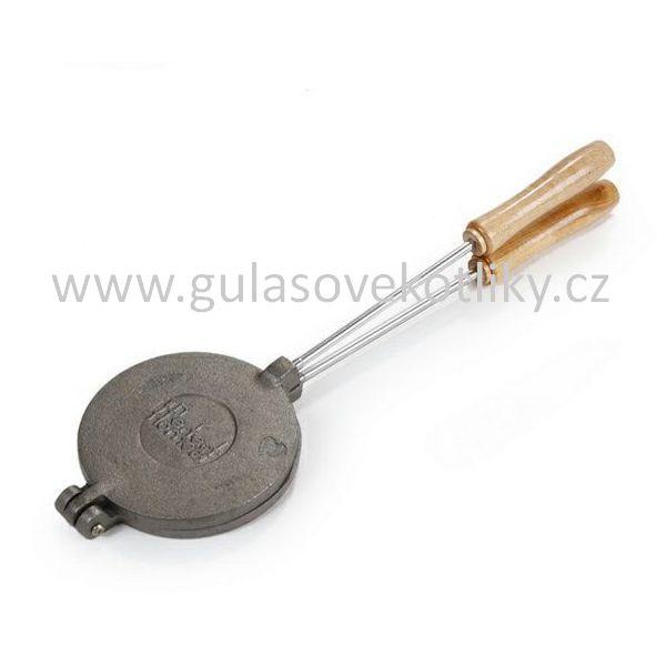 vaflovač kulatý 13 cm